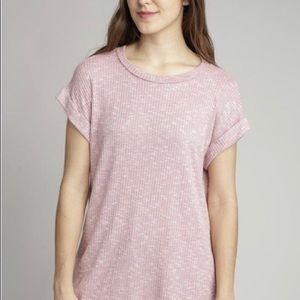 Tops - Marled Knit Top